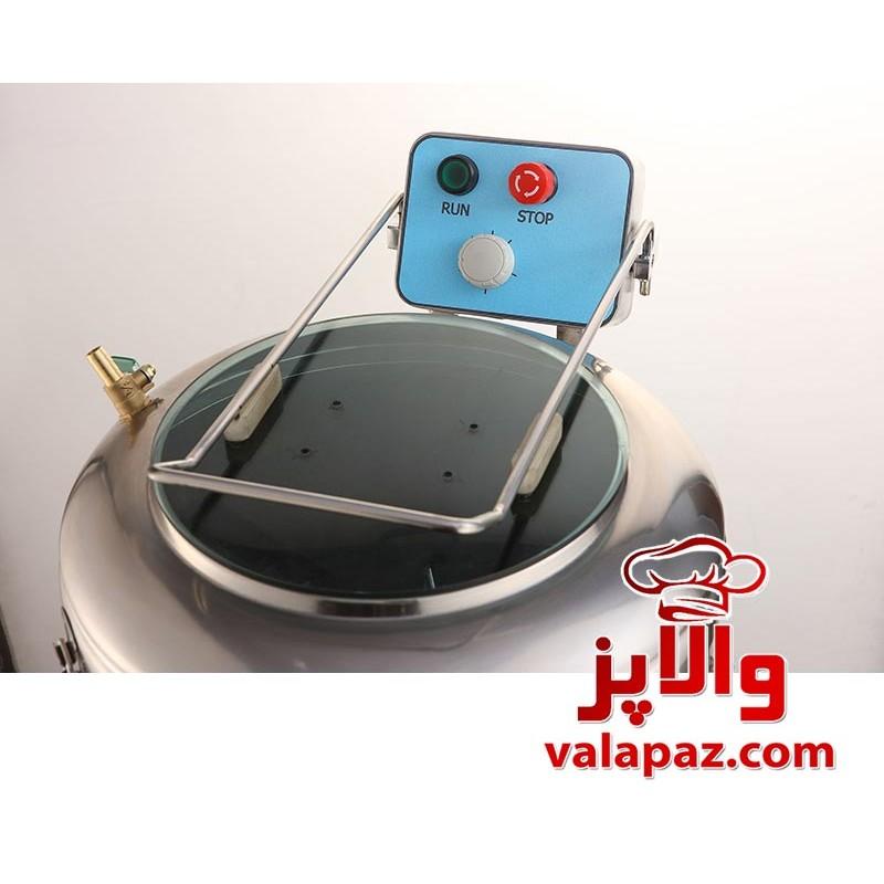 دستگاه شستشو و پوست کن سیب زمینی