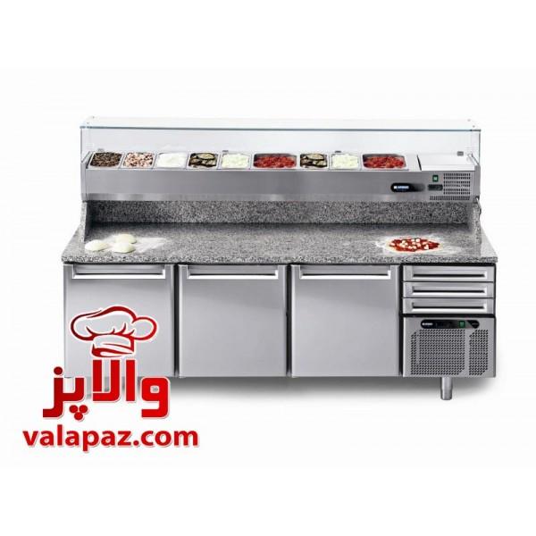 تاپینگ پیتزا فروشی
